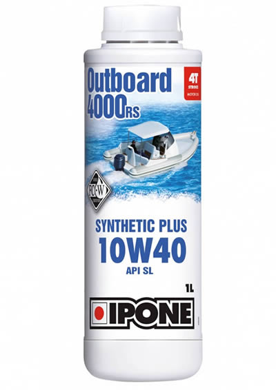 OUTBOARD-4000RS-10W40-4T-1L