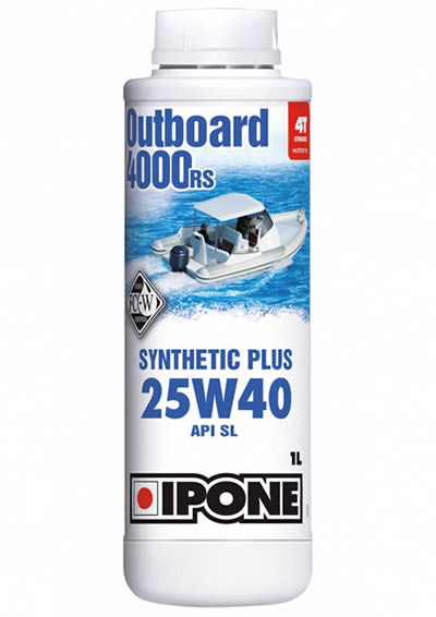OUTBOARD-4000RS-25W40-4T-1L