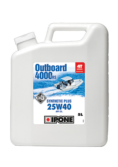 OUTBOARD-4000RS-25W40-4T-5L