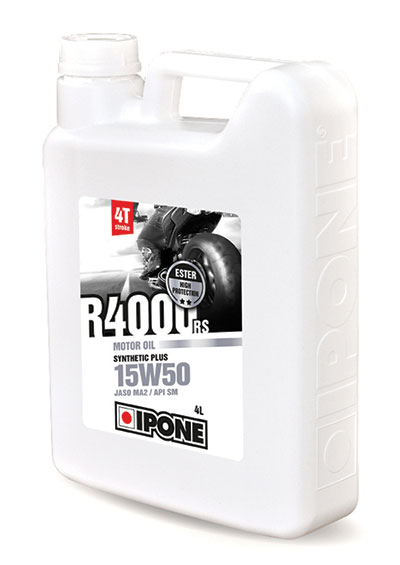 R4000-RS-15W50-4L